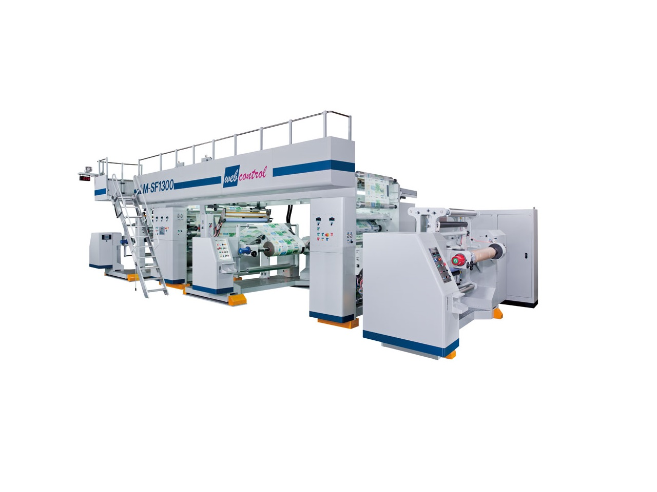 Solvent-less Laminator Turret Type LM-SF1300T